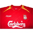2005/2006 Liverpool Champions League Home
