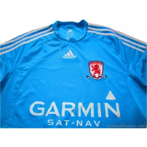 2009/2010 Middlesbrough Away