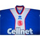 1997/1998 Middlesbrough Away