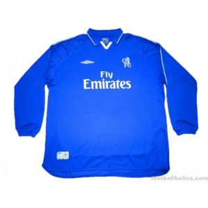 2001/2003 Chelsea Home