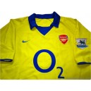 2003/2005 Arsenal 'Champions' Away