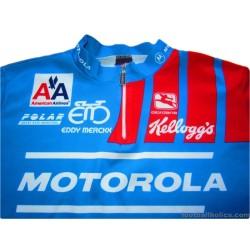 1992-93 Motorola Jersey