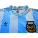 1988/1990 Argentina Home