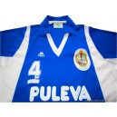 1989/1990 Club Maristas Malaga Match Worn No.4 Home