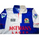 1992/1994 Blackburn Rovers Home