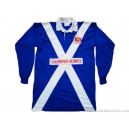2000/2001 Bannockburn RFC Match Worn No.5 Home