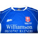 2004/2005 Chester Athletic Match Worn No.11 Home