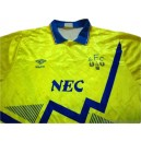 1990/1992 Everton (Hinchcliffe) 3 Away