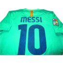 2010/2011 FC Barcelona Messi 10 Away
