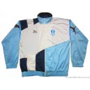 1989/1990 Malmo FF Player Issue Anthem Jacket