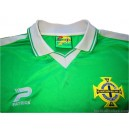 1999/2001 Northern Ireland Home