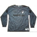 2009/2011 Leicester Tigers Player Issue No.61 Jacket