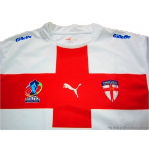 2008 England Rugby League 'World Cup' Pro Home