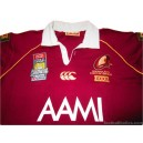2005 Queensland Maroons '25 Years State of Origin' Pro Home