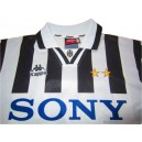 1995-97 Juventus (Del Piero) No.10 Home