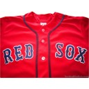 2004-07 Boston Red Sox (Schilling) No.38 Alternate Jersey