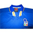 1996 Italy 'Euro 96' Player Issue Home Shirt