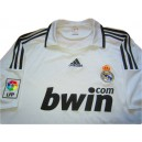 2008-09 Real Madrid Home Shirt