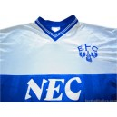 1985-86 Everton Retro Home Shirt