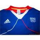 2012 France Olympic Player Issue Training Shirt