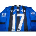 2008-09 Middlesbrough Tuncay 17 Away Shirt