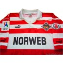 1995-96 Wigan Warriors Pro Home Shirt