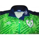 1992-93 Ireland Player Issue Anthem Jacket