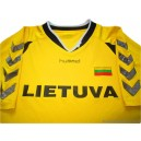 2002-03 Lithuania Player Issue Training Shirt