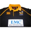 2011-12 London Wasps Home Shirt
