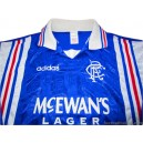 1996-97 Rangers Home Shirt