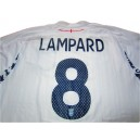 2007-09 England Lampard 8 Home Shirt