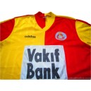 1995-96 Galatasaray Match Issue (Tugay) No.8 Home Shirt