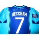 2002 Pepsi 'Ask For More' Beckham 7 Shirt