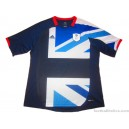 2012 Great Britain Olympic 'Team GB' Home Shirt