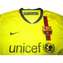 2008-10 FC Barcelona Away Shirt