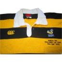 2003 London Wasps 'Parker Pen Challenge Cup Final' Special Edition Pro Shirt