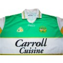 2003-04 Offaly (Uíbh Fhailí) Match Worn No.19 Home Shirt