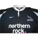 2007-08 Newcastle Falcons Pro Home Shirt