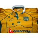 2007-09 Australia Wallabies Home Shirt