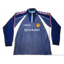 1998-99 Manchester United Goalkeeper Shirt