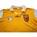 1999 Antrim (Aontroim) Match Worn No.20 Home Shirt