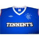 2011-12 Rangers Home Shirt
