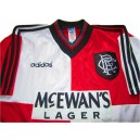 1995-96 Rangers Away Shirt