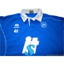 2009-10 Brighton Hove Player Issue No.46 Rugby Training Top