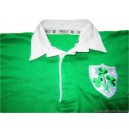 1987 Ireland 'World Cup' Retro Home Shirt
