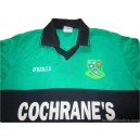 1993 Moate (An Móta) Match Worn No.17 Home Shirt