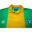 1998-99 Meath (An Mhí) Player Issue Polo Shirt