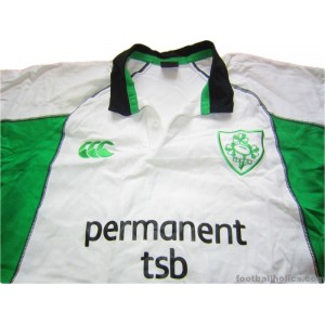 2004-05 Ireland Pro Away Shirt