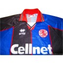 1995-96 Middlesbrough Away Shirt