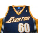 2010-11 Everton 'Dixie Dean' 60 Retro Basketball Jersey